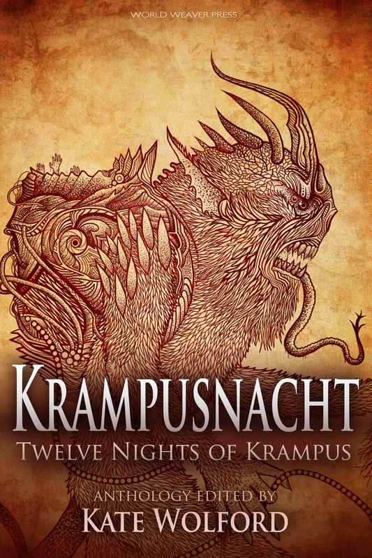 Krampusnacht: Twelve Nights of Krampus, Kate Wolford, Enchanted Conversation, World Weaver Press