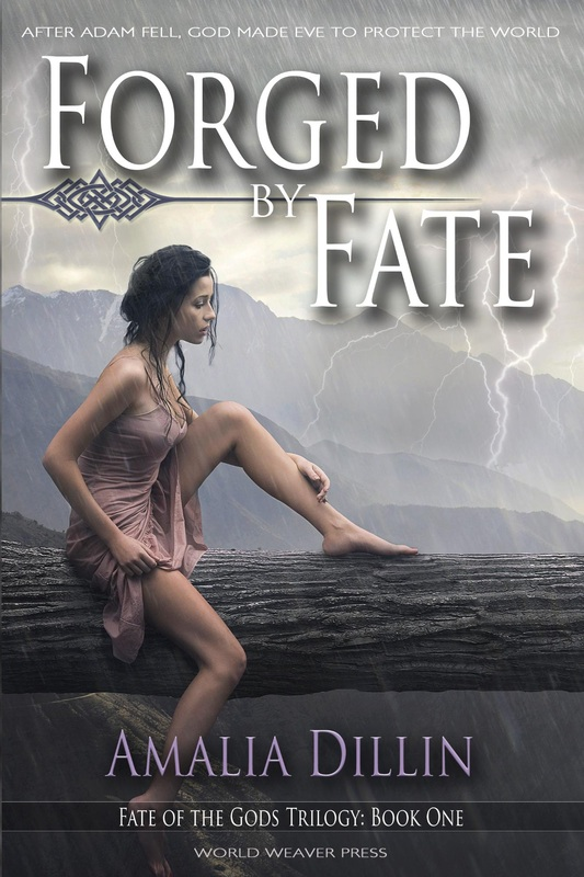 Forged by Fate, Fate of the Gods, Amalia Dillin, World Weaver Press