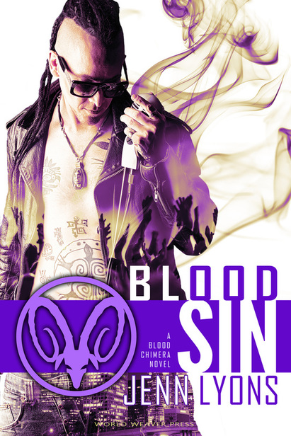 Blood Sin, Jenn Lyons, Blood Chimera, World Weaver Press