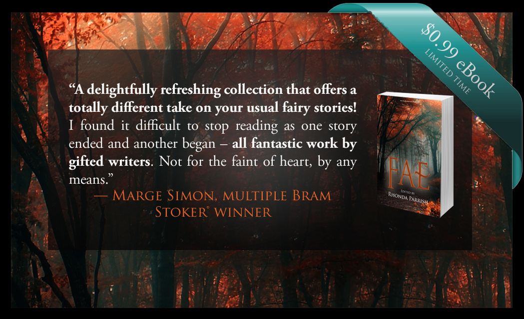 Fae, Rhonda Parrish, World Weaver Press, Marge Simon