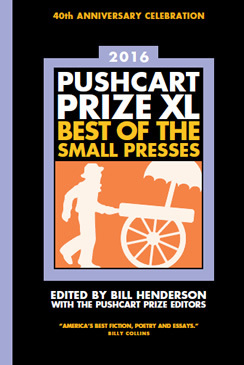 Pushcart Prize Anthology
